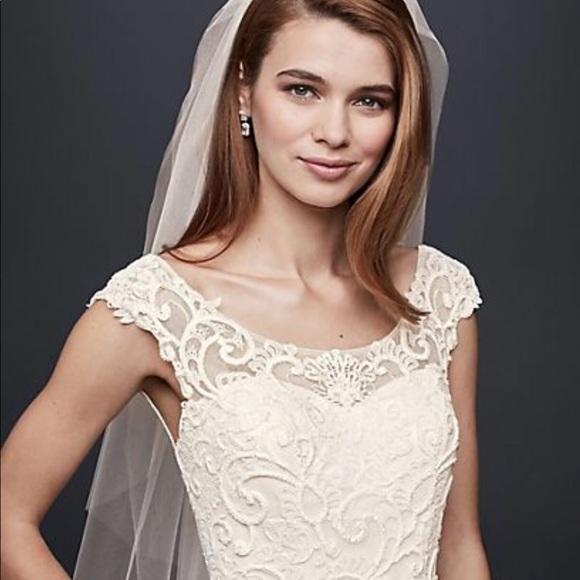 Davids bridal dresses nwt davids bridal petite wedding dress davids bridal petite wedding dress junglespirit Gallery